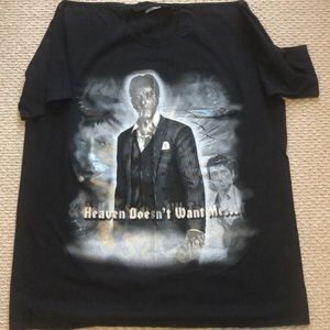 Other - Black Scarface T-shirt